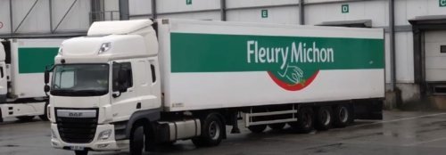 WMS Solution - Fleury Michon and TVH Partnership